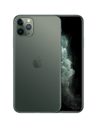 iphone 11 pro max midnight green select 2019